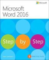 Microsoft Word 2016 Krok po kroku. Pliki ćwiczeń J
