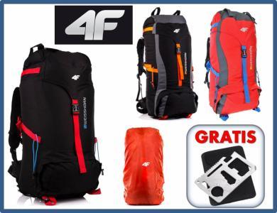 b1eae116fc858 Plecak Turystyczny WEISSHORN 50l 4f +POKROWIEC - 5622735819 ...