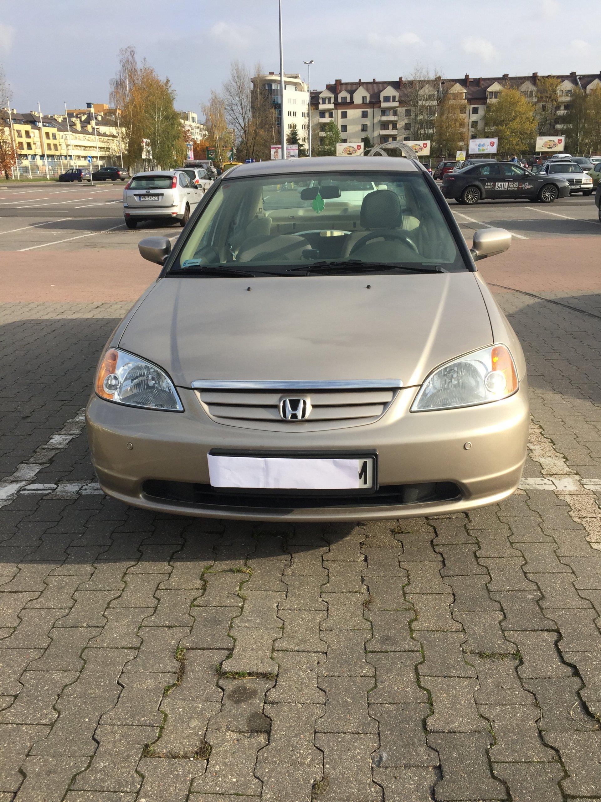 Honda Civic 2003 7033910090 Oficjalne Archiwum Allegro