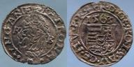 N454. Ferdynand I Habsburg,1563, denar,