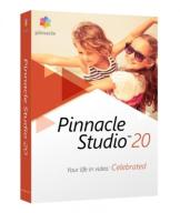 NOWOŚĆ video Pinnacle Studio 20 PL BOX