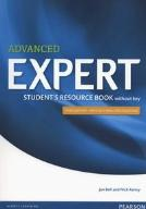 Advanced Expert Student Resource Book without key