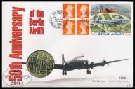 MAX - ANGLIA BERLIN AIRCRAFT 1999 SAMOLOT  KOPERTA