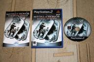MEDAL OF HONOR WOJNA W EUROPIE / PS2 PlayStation 2