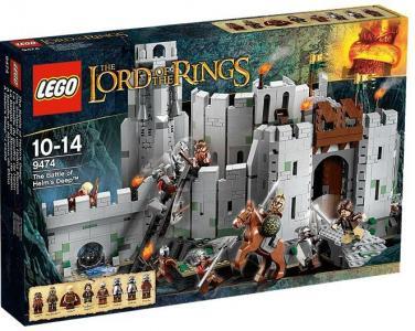 Lego Władca Pierścieni 9474 Bitwa O Helmowy Jar 2977910359
