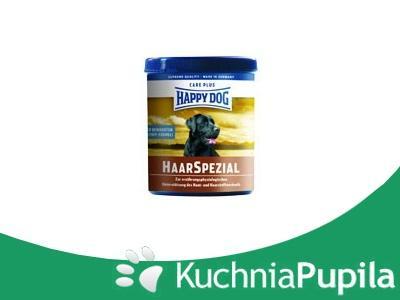 Happy Dog Haar Spezial Skóra Sierść 1kg 5078248167