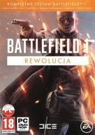 BATTLEFIELD 1 REWOLUCJA PC NOWA - FOLIA