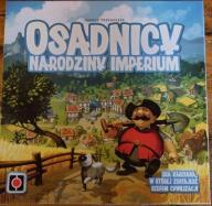 OSADNICY NARODZINY IMPERIUM, gra Trzewiczka