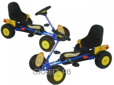 Gokart Quad Gokard Duzy Rower 4 Kolowy Naped 2422634176 Oficjalne Archiwum Allegro