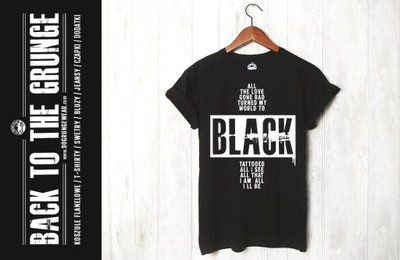 1a1cd00b9ccc0d Koszulka Damska Tshirt Pearl Jam Black grunge - 6659487925 ...