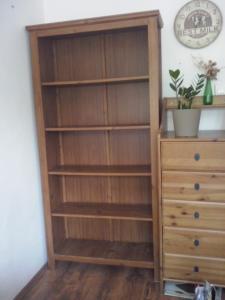Regał Na Książki Ikea Aspelund