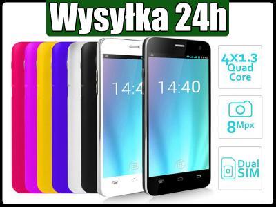 Smartfon Telefon OVERMAX Vertis 4010 YOU + dodatki