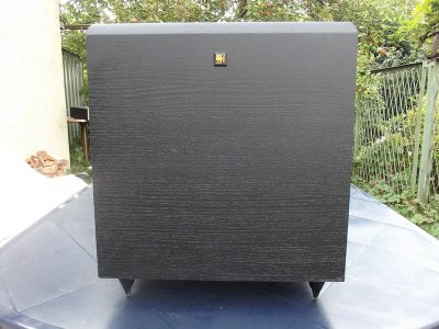 KEF  PSW 1000    EXTRA BASSS  !!! LEGNICA