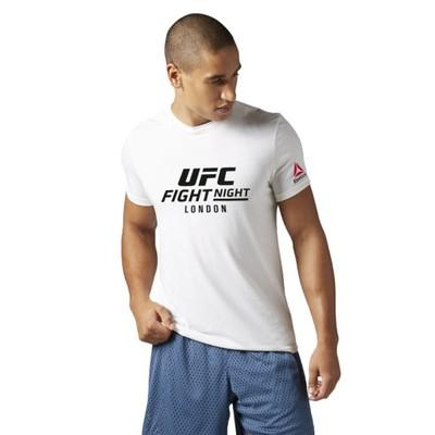 87af2f1f6 Koszulka Reebok Combat UFC męska sportowa XL - 6802964121 ...
