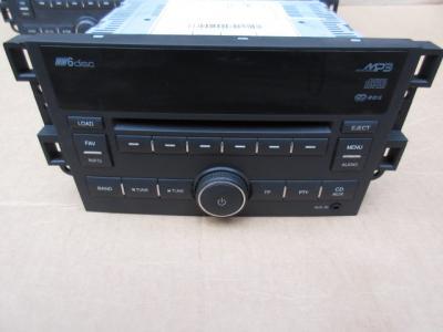 RADIO MP3 CHEVROLET AVEO EPICA CRUZE CAPTIVA 6CD