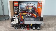 Lego technic Mercedes Arocs 42043