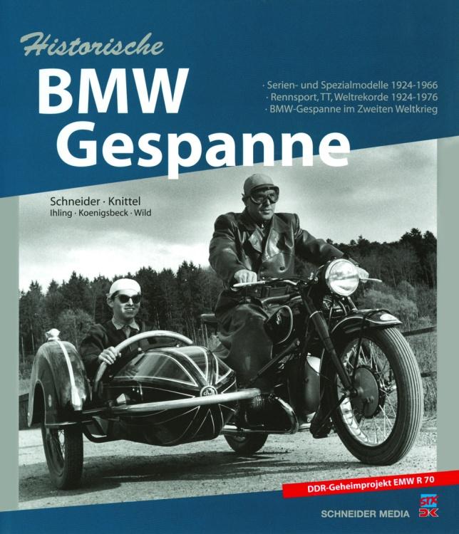 Motocykle Bmw Z Wózkiem Bocznym 1924 1976 Album 7058780397