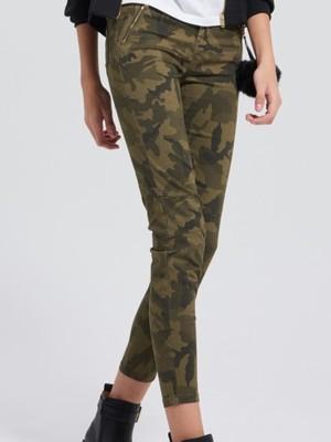 b14f59b02f4f4f Spodnie moro Sinsay H&M roz 36 TANIO - 6654905053 - oficjalne ...