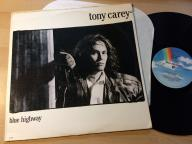 Tony Carey ‎– Blue Highway G/G