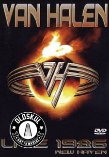 Van Halen - Live 1986 (New Haven) (DVD)