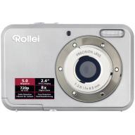 Aparat Fotograficzny Rollei Compactline 52 Srebrny