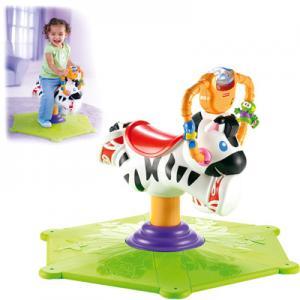 Fisher Price - Zebra Skoczka K0317