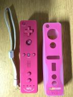 Kontroler Nintendo Wii Motion Plus / różowy