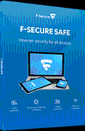 F-Secure Safe Security 2017 - 3 urz./24mc 23%FVAT