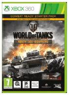 World Of Tanks Combat Ready Starter Pack XBOX 360