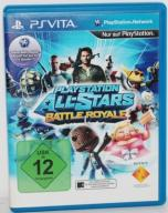 PLAYSTATION ALL-STARS BATTLE ROYALE    / PS VITA