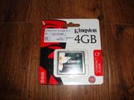 KINGSTON 4GB Compact Flash 4 GB CF tanio okazja