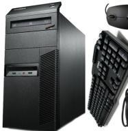LENOVO M92P i5 QUAD 3.40GHz 4GB 120SSD WIN7 GW12
