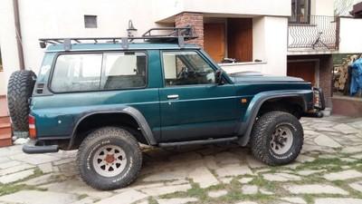 Nissan Patrol Gr Y60 1996r Zabudowa Wyprawowa 6782799434