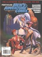 PENTHOUSE MEN'S ADVENTURE COMIX Apr / May 1995