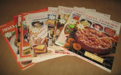 Ciasta Domowe Wydanie Specjalne Mojej Kuchni 3062175890