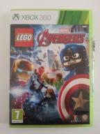 LEGO MARVEL AVENGERS XBOX 360 PO POLSKU SKLEP
