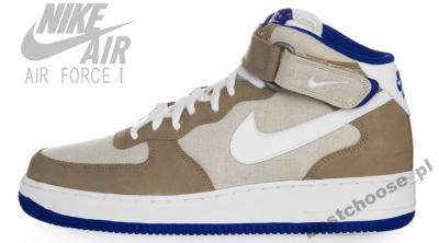 outlet store 8e1c9 1376b TYLKO U NAS 2013 NIKE AIR FORCE 1 MID  07 R. 42.5