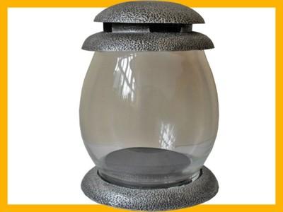 Znicz Znicze Lampion Lampiony Zywica Beka Srebro 7008836252 Oficjalne Archiwum Allegro