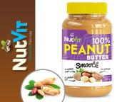 OSTROVIT NUTVIT  PEANUT BUTTER SMOOTH 500g