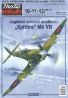 MAŁY MODELARZ 10-11-12/2013 SPITFIRE Mk VB