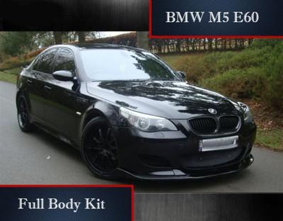 Bmw 5 E60 Body Kit Spoilery Tuning 6986578098 Oficjalne Archiwum Allegro