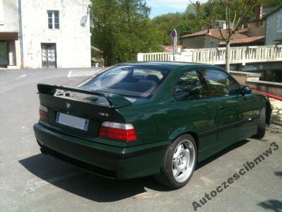 SPOJLER DOKŁADKA MOTORSPORT CLASS II BMW E36 GT