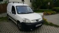 Peugeot Partner 1.6 HDI VAN po serwisie