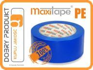 Taśma malarska maskująca PE UV 48mm x 50m