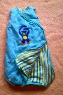 Śpiwór śpiworek do spania rozm. 68 74 70 cm