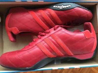 Buty Adidas Tuscany Goodyear CZERWONE 44 23