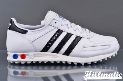 Adidas La Trainer skórzane