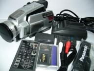 PANASONIC NV-DS29EG-CCD 1/4'',Japan,firmowy kompl.