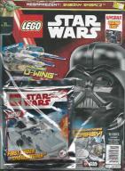 LEGO STAR WARS MAGAZYN nr 11/17+ śnieżny śmigacz