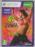 ZUMBA FITNESS JOIN THE PARTY   XBOX 360 SKLEP BDB!